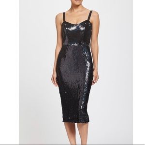 Dress the Population Lynda Sequin Bodycon Dress
